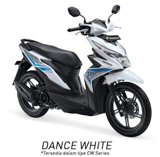 Keunggulan Honda Beat Esp CW Terbaru