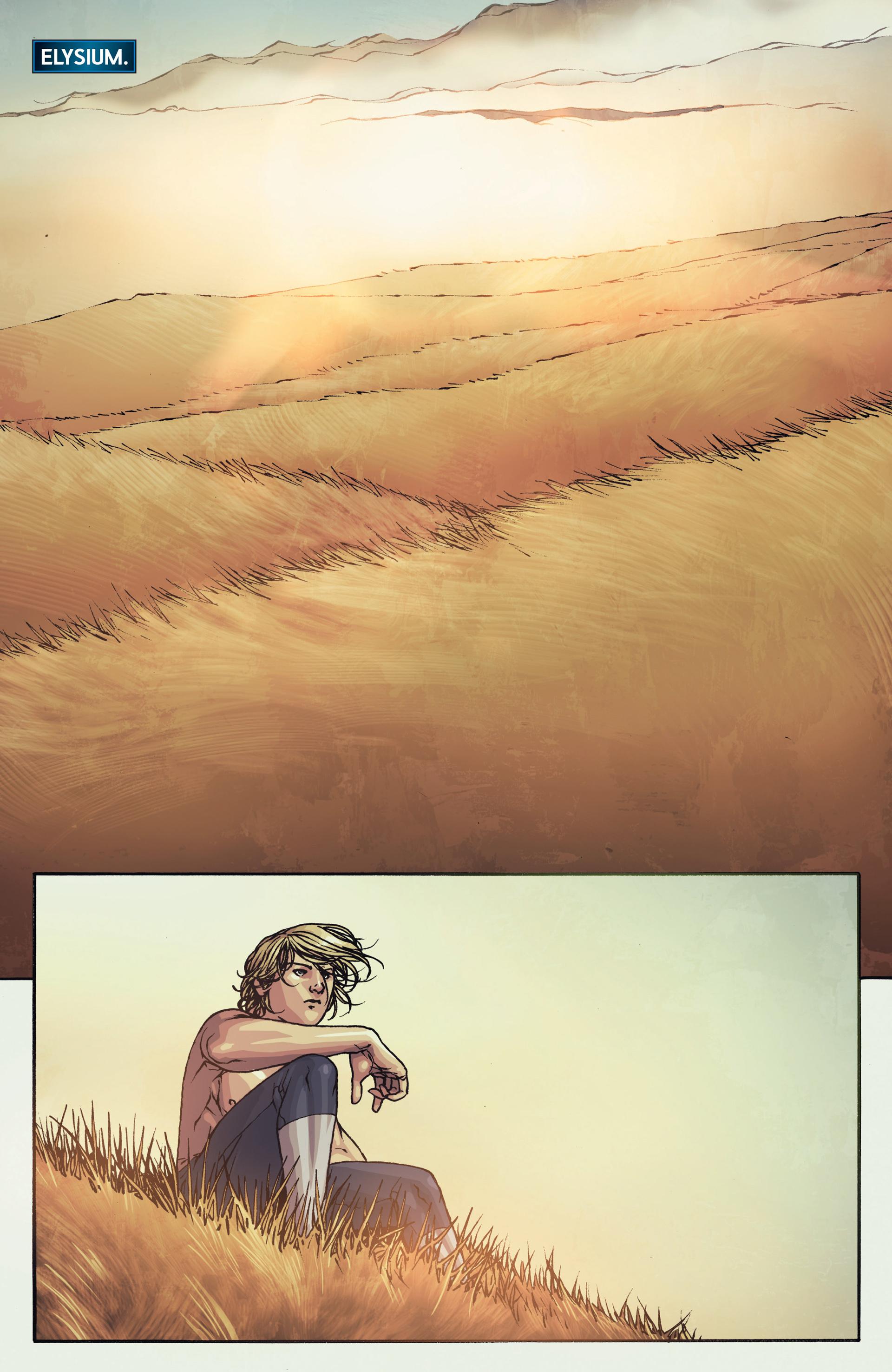 Read online Secret Warriors comic -  Issue #22 - 23