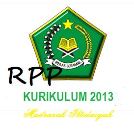 RPP Aqidah Akhlak MI Semester 1 dan 2