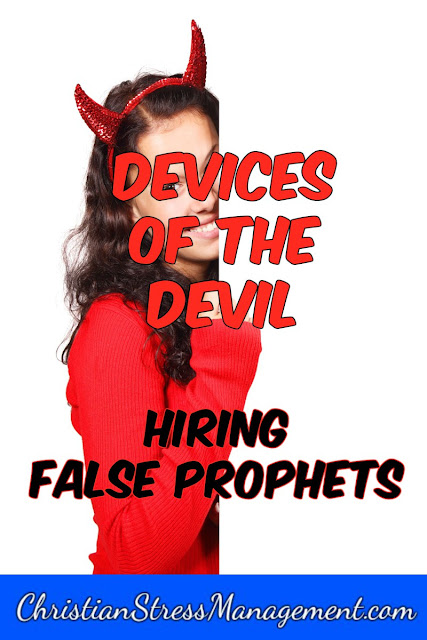 Devices of the Devil