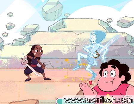 Steven Universe: espadas Dançarinos