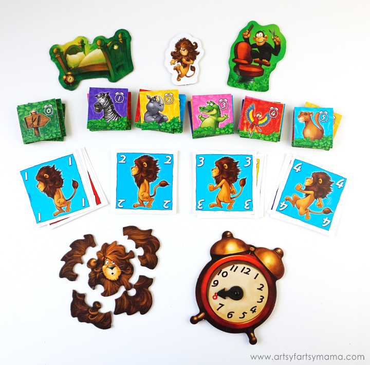 Play Leo Goes to the Barber for Family Game Night with Hasbro Gaming Crate #HasbroGamingCrate
