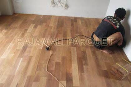 Project Pemasangan Flooring di Hotel Badung Bali