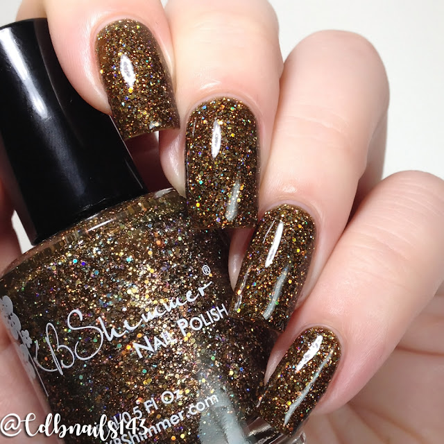 KBShimmer-Expresso Yourself