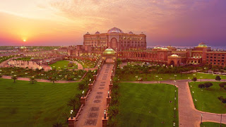 The Emirates Palace Dubai