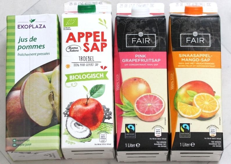 Ekoplaza appelsap mama nature appelsap troebel fair pink grapefruitsap fair sinaasappel mango sap