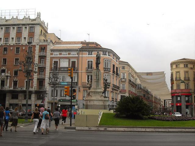 Lista de lugares para visitar en Málaga