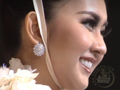 FOTO : Kevin Lilliana dari Indonesia   Jadi Juara Kompetisi Kecantikan Miss International 2017