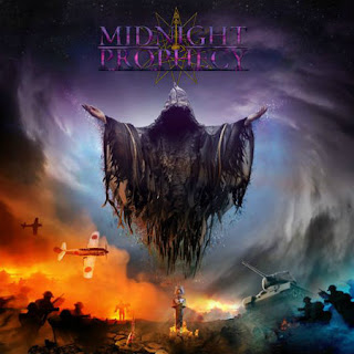 "Το τραγούδι των Midnight Prophecy ""Trapped In Space"" από το album ""Midnight Prophecy"""