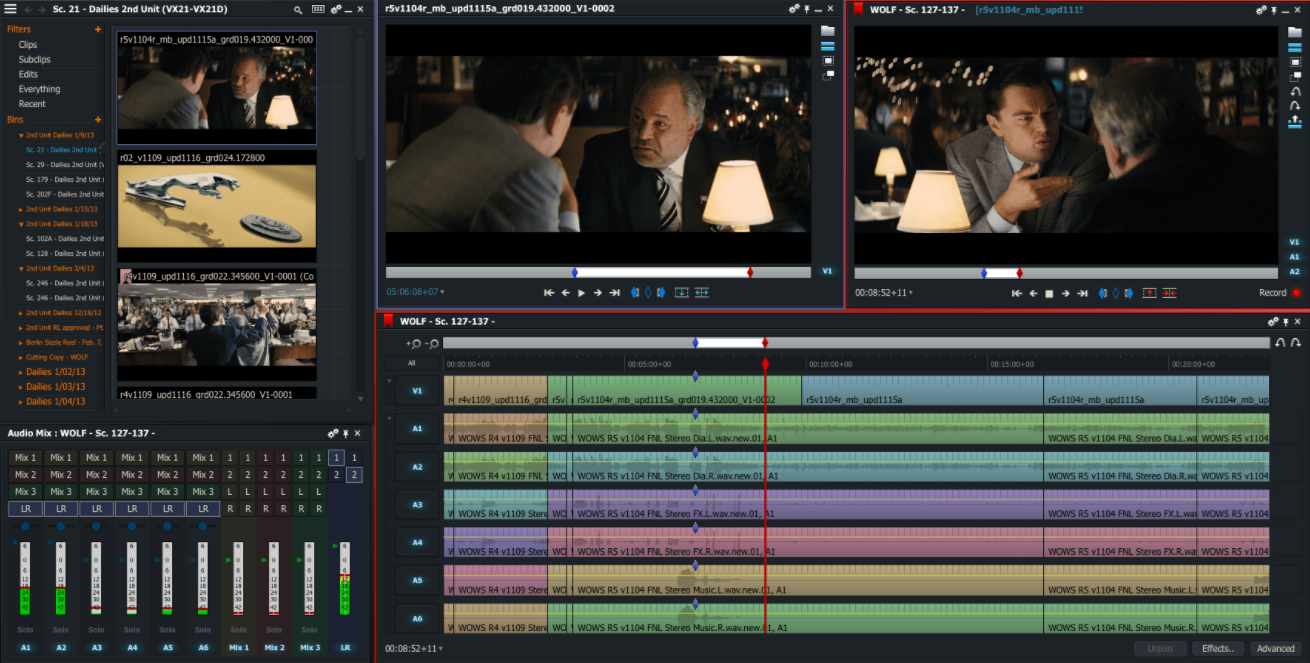 Lightworks Software Video Editor