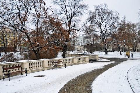Když do Prahy zavítá sníh