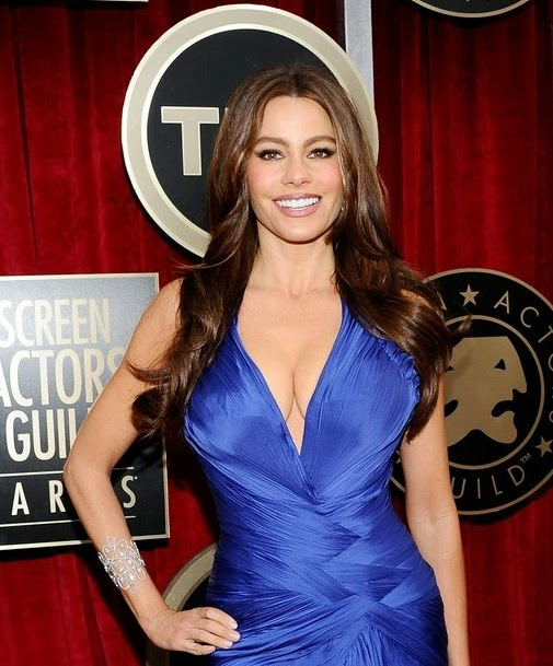 Celebrity Measurements Sofia Vergara Height Weight Bra