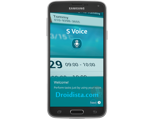 how to delete voice message on galaxy s5