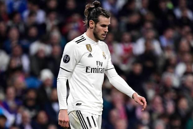 Garet Bale Real Madrid