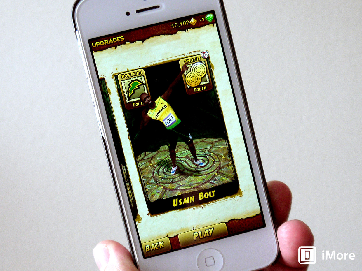 Temple Run 2 Usain Bolt Hack 100% Working - Game Cheat And Hack
