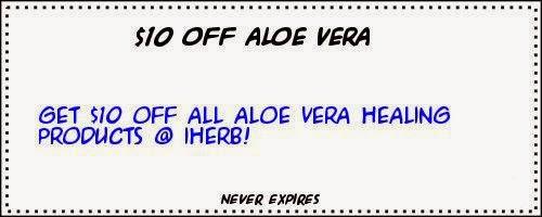 iHerb Aloe Vera Coupon