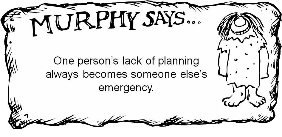 funny business planning quotes for outings