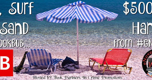 Sun, Surf & Sand - $500 in Hand #Giveaways #Amazon Giftcard