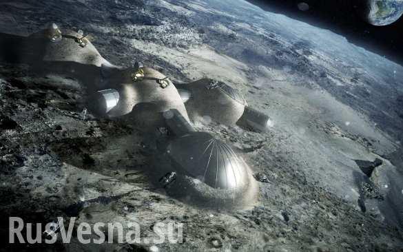 Η Ρωσία θα κατασκευάσει μια κατοικήσιμη βάση στο φεγγάρι.
