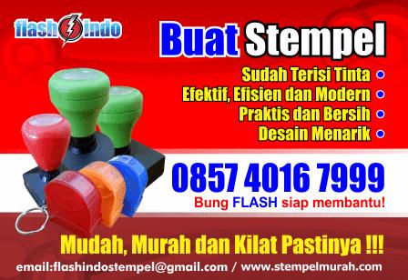 aneka Stempel Murah Warna, Flashindo Stempel Murah Warna, Stempel Murah Warna online