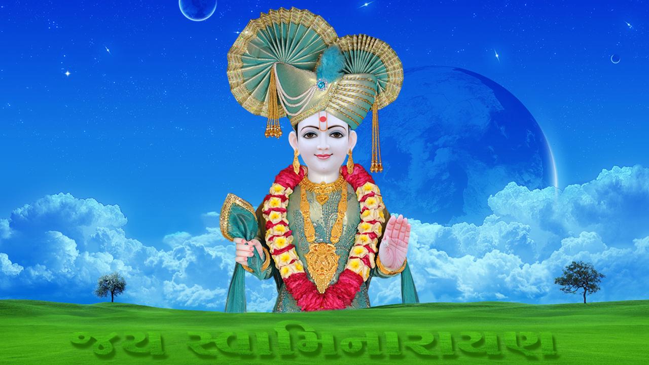 Ghanshyam Maharaj Wallpaper Hd Jay Swaminarayan Wallpapers Lord Swaminarayan Photo Lord
