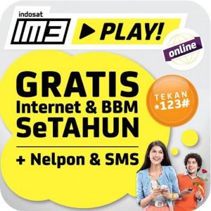 IM3 Play Online, Paket Internet Murah IM3