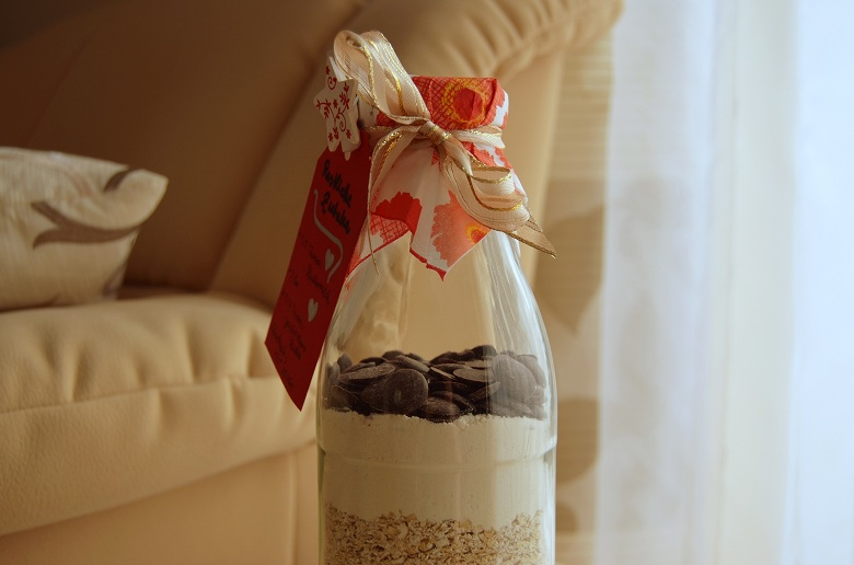 femme phenomenon brot in der flasche diy backmischung bread in a bottle. Black Bedroom Furniture Sets. Home Design Ideas