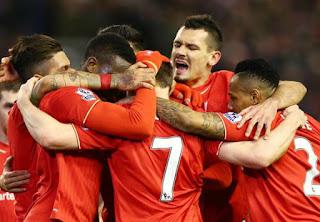 Liverpool Berhasil Balasan Dendam Pada Manchester City