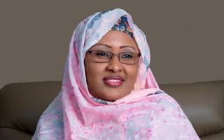 Aisha Buhari travel out of Nigeria