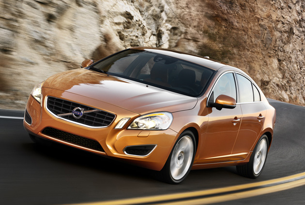Look At the Car: 2013 Volvo S60