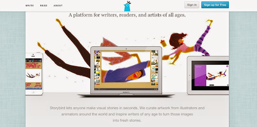 Digital Writing with Storybird