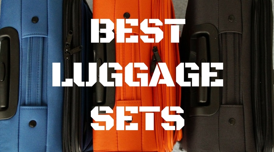 Best Luggage Sets 2017 - Top Reviews & Buyer's Guide
