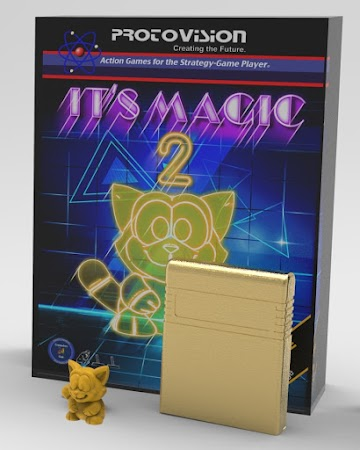 It's Magic 2 edición en cartucho traducido al castellano #Josepzin