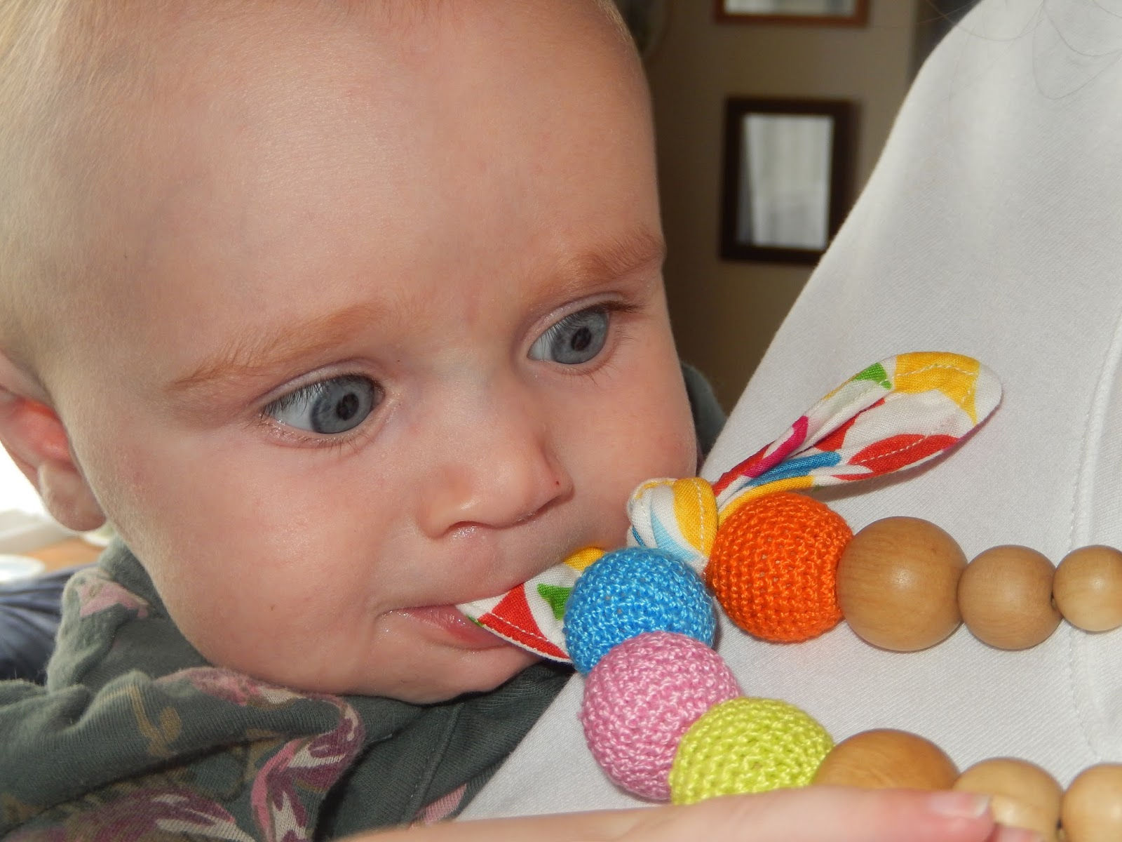 The Trials Of Teething And Natural Ways You Can Help Baby