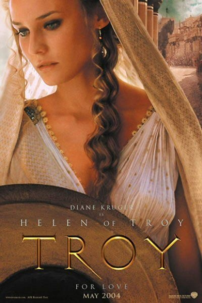 Troy 2004 movieloversreviews.filminspector.com Diane Kruger