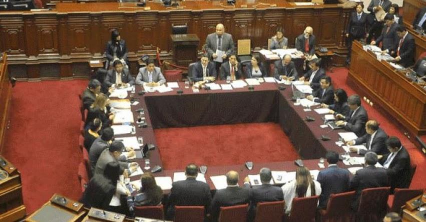 Bancadas del Apra y Fuerza Popular no apoyarían informe que destituye a fiscales Pedro Chávarry y Tomás Gálvez