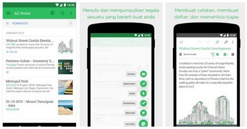 aplikasi android perekam suara multifungsi