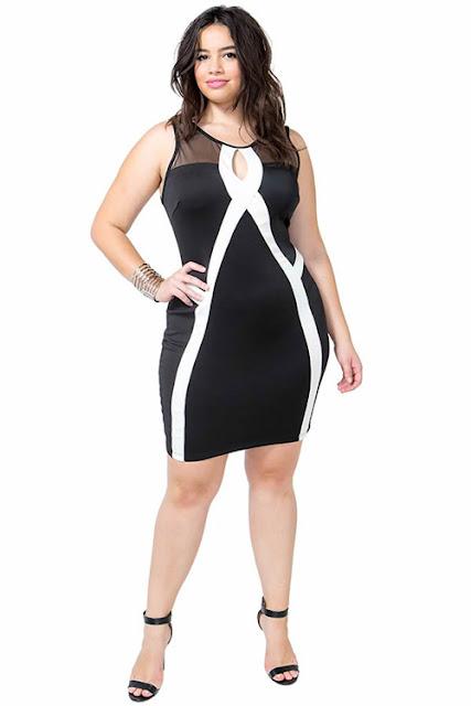http://www.soloparagorditas.com/2014/11/vestidos-en-blanco-y-negro-para-gorditas.html