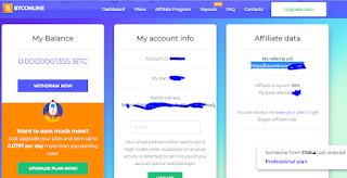 Cara Mining Bitcoin Gratis Di BTConline, Yuk Buruan Daftar