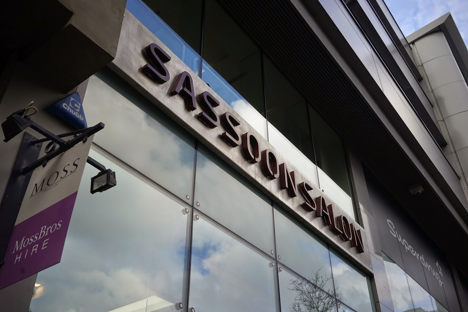 Sassoon salon review