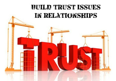 Build trust issues