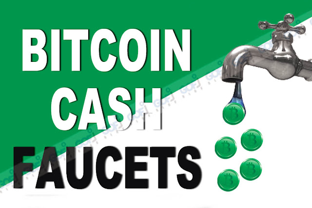Bitcoin cash faucets