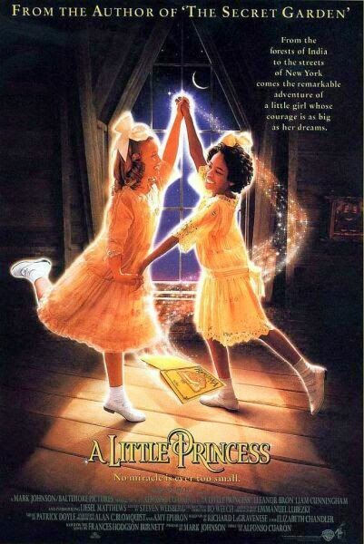 Kirsten S Book Nook Calling All Book Lovers A Little Princess Book To Movie Review