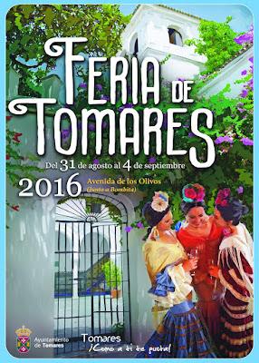 FERIA DE TOMARES 2016