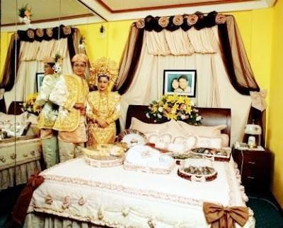 RaWit Kreasi Dekorasi Kamar Pengantin
