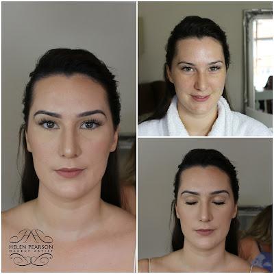 bridal makeup west midlands
