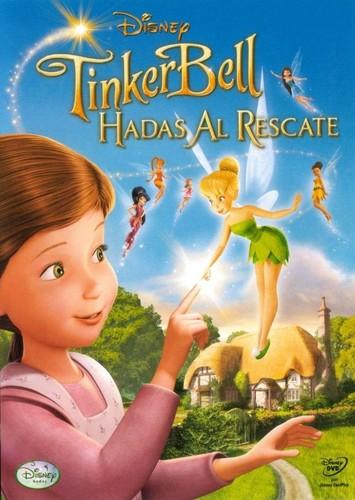 Tinkerbell Hadas Al Rescate (2010) [DVDrip Latino] (Animación)