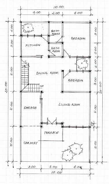 1st floor plan of home image 11