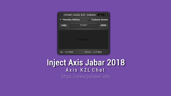 Update Inject Axis KZL Chat Jabar 2018