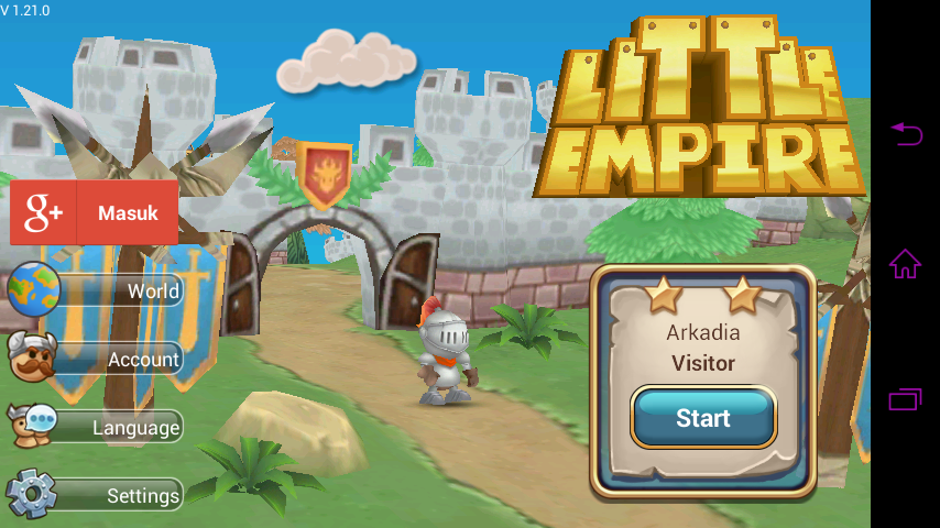Download Little Empire v1.21.0 Apk Mirror Link